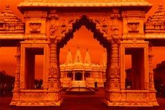 Πύλη της Ινδίας στο ηλιοβασίλεμα Στοκ εικόνες με δικαίωμα ελεύθερης χρήσης