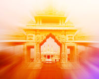 Πύλη της Ινδίας στο ηλιοβασίλεμα Στοκ Φωτογραφία