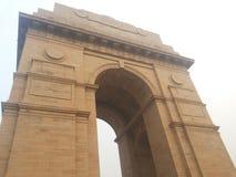Πύλη της Ινδίας Στοκ φωτογραφία με δικαίωμα ελεύθερης χρήσης
