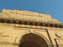 Πύλη της Ινδίας Στοκ φωτογραφίες με δικαίωμα ελεύθερης χρήσης