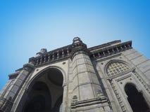 Πύλη της Ινδίας, Mumbai, Ινδία Στοκ εικόνα με δικαίωμα ελεύθερης χρήσης