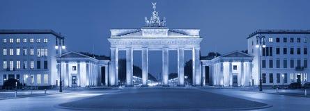 Πύλη του Βραδεμβούργου. Στοκ Φωτογραφία