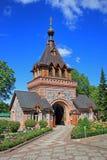 Πύλη του μοναστηριού Στοκ Εικόνες