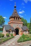 Πύλη του μοναστηριού Στοκ φωτογραφία με δικαίωμα ελεύθερης χρήσης