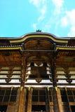 Πύλη του ναού Todai-todai-ji Στοκ εικόνες με δικαίωμα ελεύθερης χρήσης