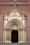 Πύλη του Ρωμαίου - καθολικός καθεδρικός ναός του ST Peter και του ST Στοκ Εικόνα