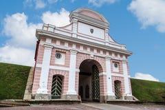 Πύλη του Ταλίν σε Parnu Στοκ Εικόνα