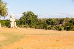 Πύλη του Paul Kruger Στοκ Εικόνες
