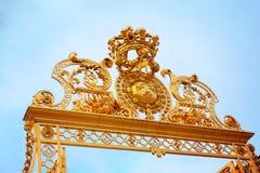 Πύλη των Βερσαλλιών στοκ φωτογραφίες