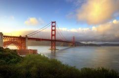 πύλη χρυσό SAN Καλιφόρνιας Francisco γεφυρών Στοκ φωτογραφίες με δικαίωμα ελεύθερης χρήσης