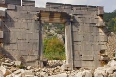 Πύλη Antalia Στοκ φωτογραφία με δικαίωμα ελεύθερης χρήσης