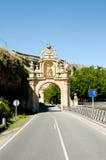 Πύλη Arevalo - Segovia - Ισπανία Στοκ Φωτογραφία