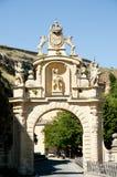 Πύλη Arevalo - Segovia - Ισπανία Στοκ εικόνες με δικαίωμα ελεύθερης χρήσης