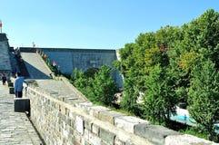Πύλη Castle Zhonghua Στοκ φωτογραφία με δικαίωμα ελεύθερης χρήσης
