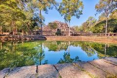 Πύλη Phimeanakas ναών Baphuon, Angkor, Καμπότζη Στοκ εικόνες με δικαίωμα ελεύθερης χρήσης