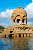 Πύλη Sagar Gadi, Jaisalmer, Ινδία Στοκ εικόνες με δικαίωμα ελεύθερης χρήσης