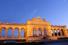 Πύλη Schonbrunn Στοκ Εικόνες