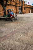 Πύλη Thapae στοκ εικόνα