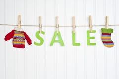 πώληση διακοπών έννοιας Στοκ εικόνες με δικαίωμα ελεύθερης χρήσης