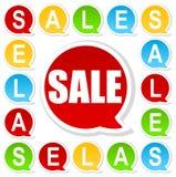 πώληση θαυμάσια Στοκ Εικόνες