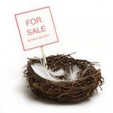 πώληση ιδιοκτησίας Στοκ φωτογραφίες με δικαίωμα ελεύθερης χρήσης