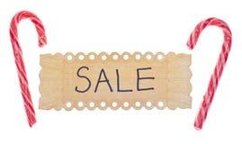 πώληση καραμελών στοκ εικόνες με δικαίωμα ελεύθερης χρήσης