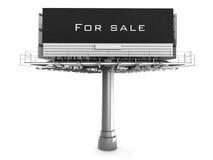 πώληση πινάκων διαφημίσεων Στοκ Εικόνες