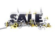πώληση συντριβής Στοκ εικόνες με δικαίωμα ελεύθερης χρήσης