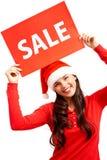 πώληση Χριστουγέννων στοκ φωτογραφία με δικαίωμα ελεύθερης χρήσης