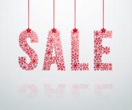 Πώληση Χριστουγέννων Στοκ Εικόνες