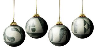 πώληση Χριστουγέννων Στοκ Φωτογραφίες