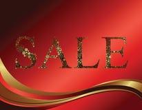 πώληση διακοπών Στοκ Εικόνα
