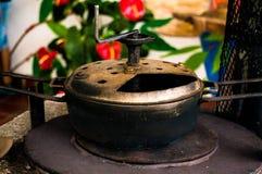 Πώς να παραγάγει τον καφέ στην Κολομβία στοκ εικόνες