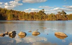 πώς πέτρες Tarn στοκ φωτογραφία με δικαίωμα ελεύθερης χρήσης