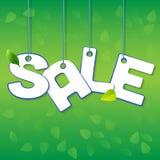 Πώληση άνοιξη Στοκ Εικόνες