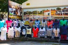 πώληση ενδυμάτων Στοκ Φωτογραφία