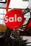 Πώληση μπαλονιών Στοκ Φωτογραφίες