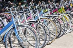 Πώληση ποδηλάτων Στοκ φωτογραφία με δικαίωμα ελεύθερης χρήσης