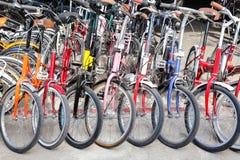 Πώληση ποδηλάτων Στοκ εικόνες με δικαίωμα ελεύθερης χρήσης