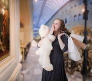 Πώληση στο κατάστημα Στοκ εικόνες με δικαίωμα ελεύθερης χρήσης
