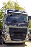 Πώληση του νέου φορτηγού Στοκ Εικόνες