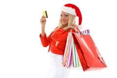 Πώληση Χριστουγέννων. Στοκ Φωτογραφία