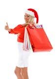 Πώληση Χριστουγέννων. Στοκ φωτογραφία με δικαίωμα ελεύθερης χρήσης