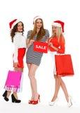 Πώληση Χριστουγέννων. Στοκ Εικόνες