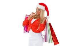 Πώληση Χριστουγέννων. Στοκ Εικόνα