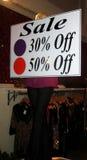 Πώληση Στοκ φωτογραφίες με δικαίωμα ελεύθερης χρήσης
