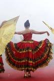 Πλάτη χορευτών Στοκ φωτογραφία με δικαίωμα ελεύθερης χρήσης