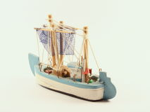 Πλέοντας σκάφος ως παιχνίδι Στοκ Εικόνες