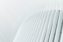 Πλήμνη διέλευσης του World Trade Center Στοκ Εικόνες