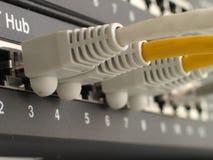 Πλήμνη δικτύων Στοκ φωτογραφία με δικαίωμα ελεύθερης χρήσης
